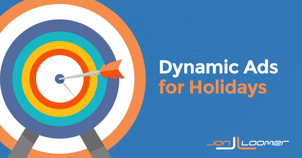 Facebook Dynamic Ads Holidays