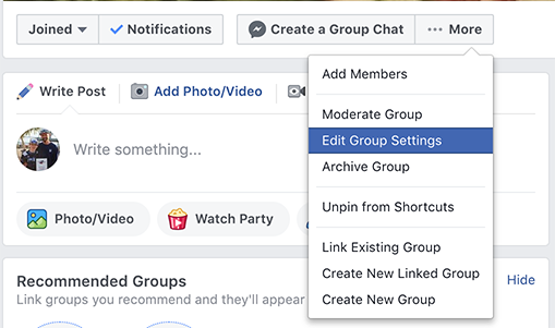 Change: Pages Can Join Facebook Groups - Jon Loomer Digital
