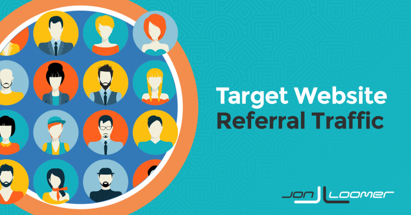 Target Website Referral Traffic with Facebook Ads