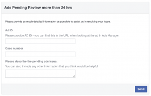Facebook Ads Pending Review More Than 24 Hours