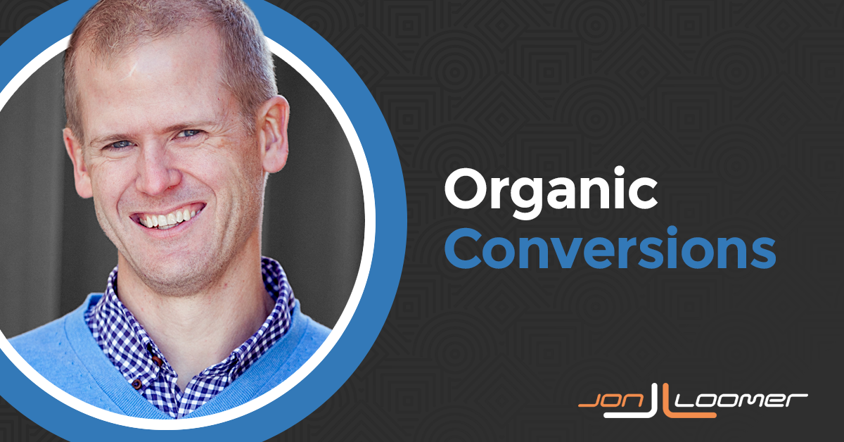 Facebook and the Mystery of Organic Conversions - Jon Loomer Digital