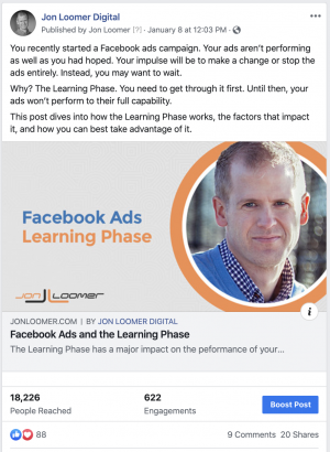 Customize Facebook Ad Creative By Placement