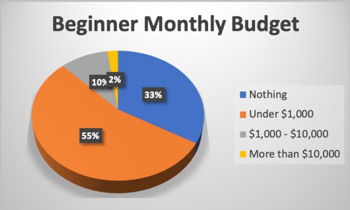 Beginner Budget