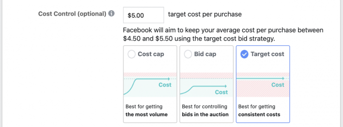 Facebook Ads Cost Control