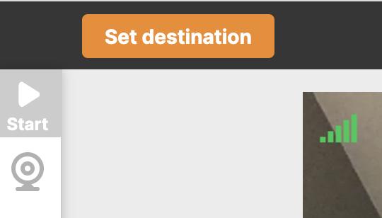 BeLive Set Destination