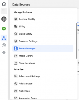 Facebook Events Manager