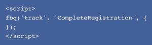 Facebook Pixel Events Manual