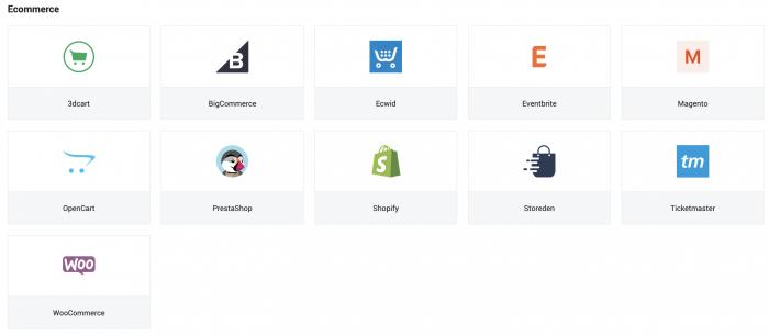 Facebook Pixel Events Partner Integrations