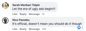 Facebook Ads Text in Images