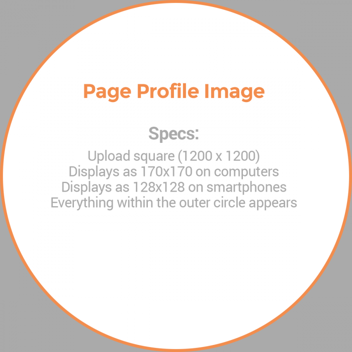 Facebook Page Profile Image Dimensions