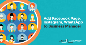 Facebook Business Manager: Add Page, Instagram, WhatsApp