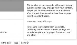 Facebook Event Custom Audience