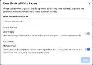 Share Facebook Pixel